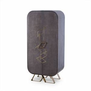 Sting Bar Cabinet - Grey
