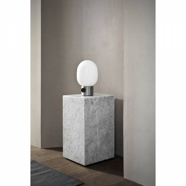 JWDA Lamp - Brushed Steel