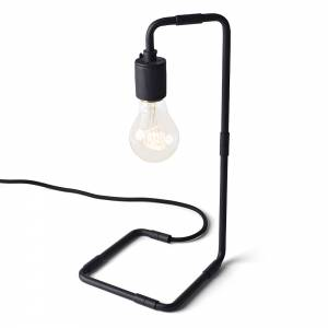 Tribeca Reade Lamp - Black