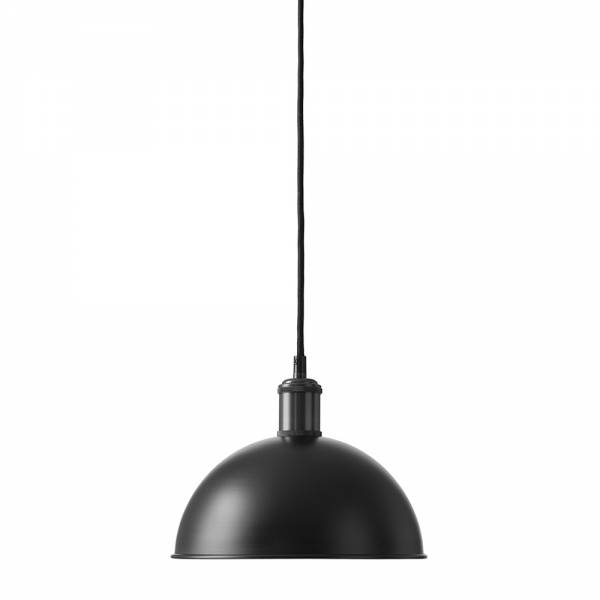Tribeca Hubert Pendant - Black