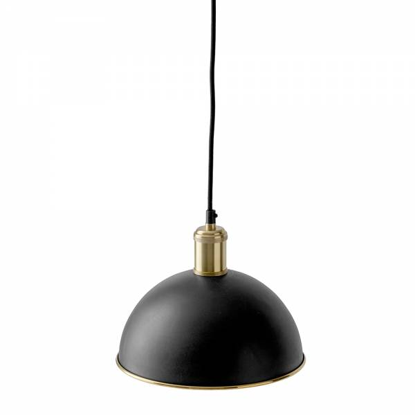 Tribeca Hubert Pendant - Brass