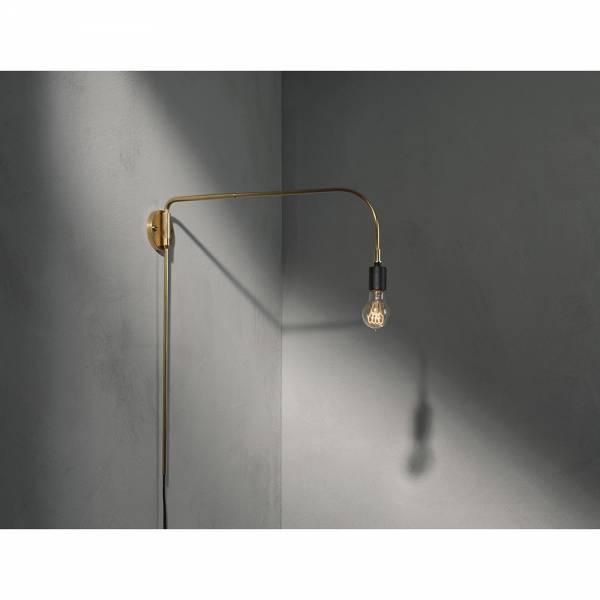 Tribeca Warren Wall Lamp - Brass
