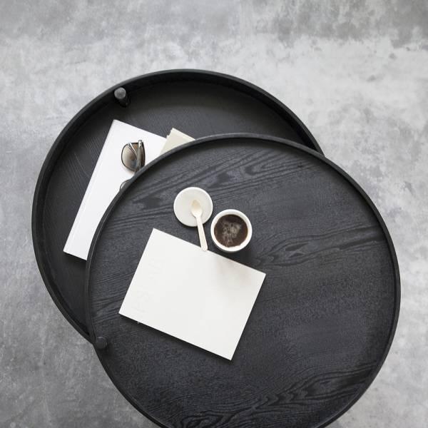 Turning Table - Black