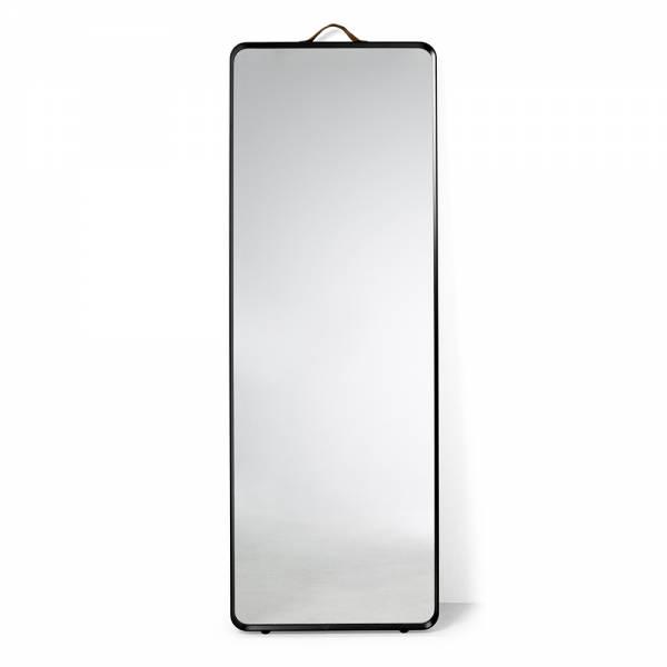 Norm Floor Mirror - Black