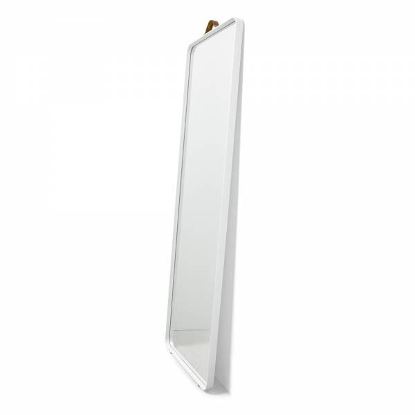 Norm Floor Mirror - White