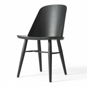 Synnes Dining Chair - Black
