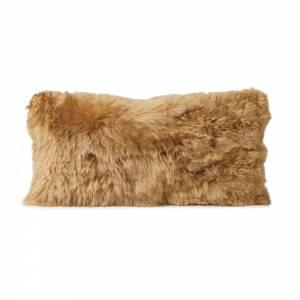 Alpaca Pillow - Gold