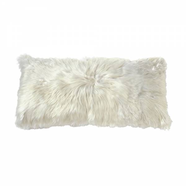 Alpaca Pillow - Ivory