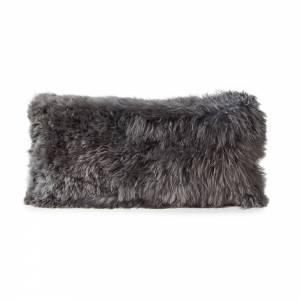 Alpaca Pillow - Steel