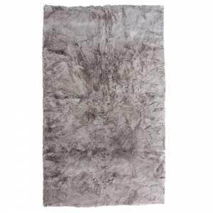 Alpaca Rug - Gray