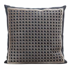 Cirque Cowhide Pillow - Square