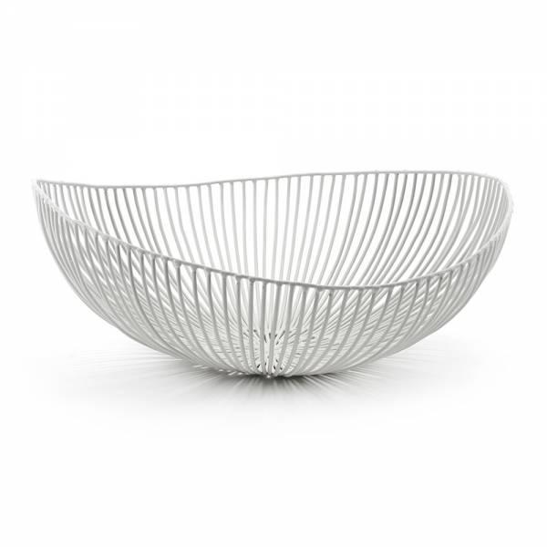 Meo Serving Bowl - White