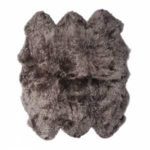 Sheepskin Sexto Pelted Rug - Vole