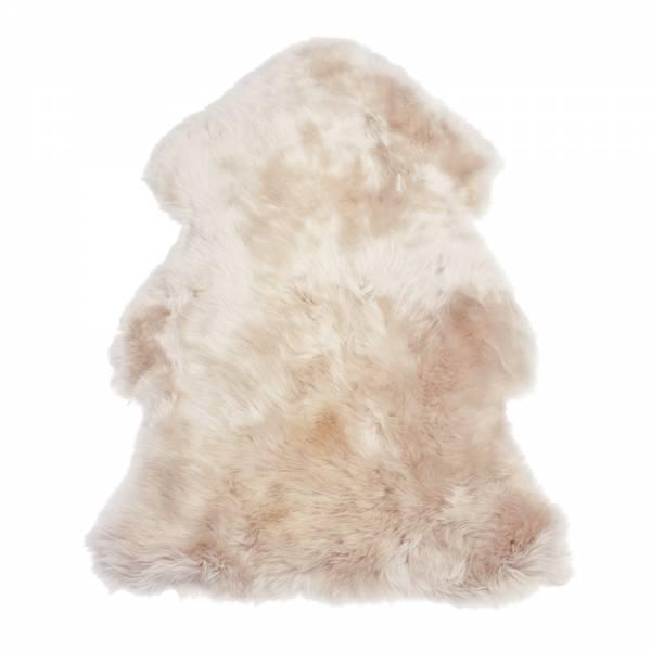 Sheepskin Single Pelted Rug - Linen