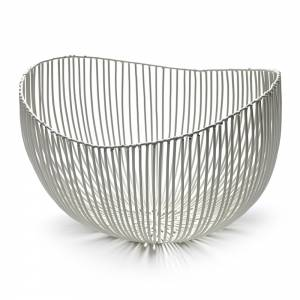 Tale Deep Serving Bowl - White