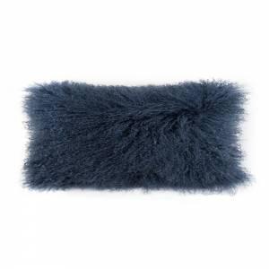 Tibetan Lamb Rectangle Pillow - Mare