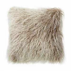 Tibetan Lamb Square Pillow - Shell