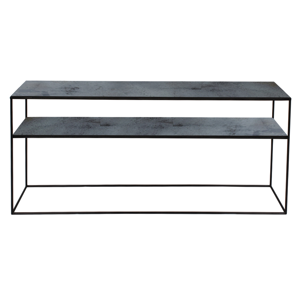 Stupendous Charcoal Sofa Console Squirreltailoven Fun Painted Chair Ideas Images Squirreltailovenorg