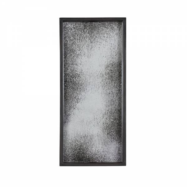 Frost Mirror Tray-Heavy Aged
