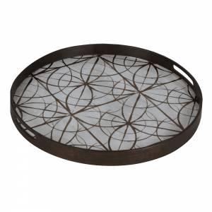 Multi Geometry Glass Tray
