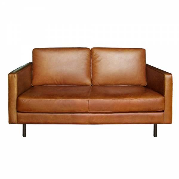 N501 sofa - 2 seater - Old saddle