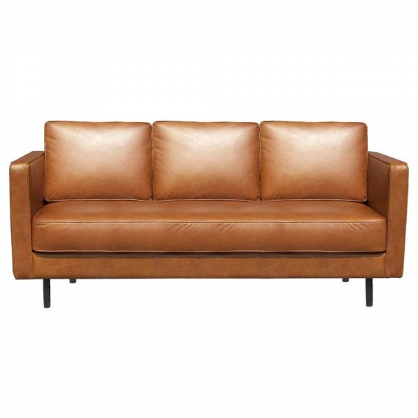 N501 sofa - 3 seater - Old saddle