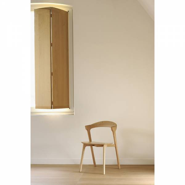 Oak Bok dining chair - without armrest