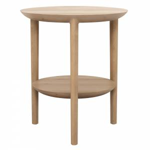 Oak Bok side table
