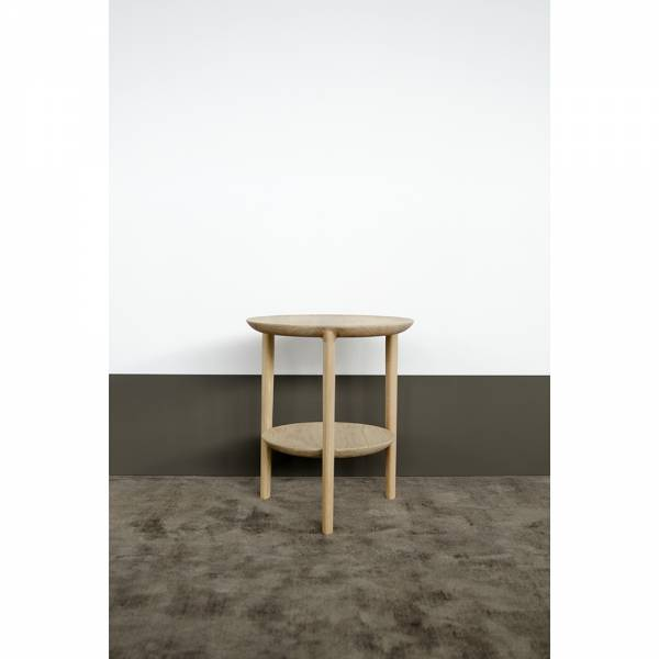Oak Bok side table