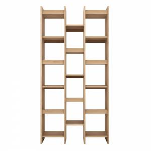 Oak Mozaic rack - 3 rows
