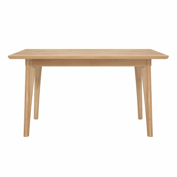 Osso Extendable Dining Table - Oak | Rouse Home