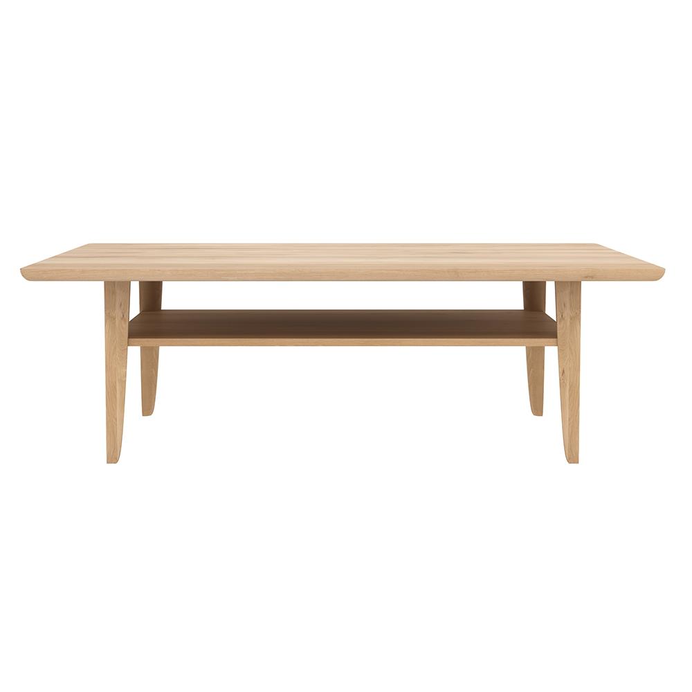 Super Simple Coffee Table Oak Machost Co Dining Chair Design Ideas Machostcouk