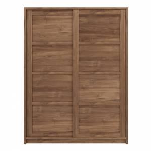 Teak KDS dresser - 2 sliding doors