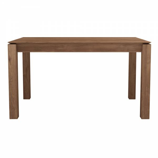 Slice Extendable Dining Table - Teak | Rouse Home