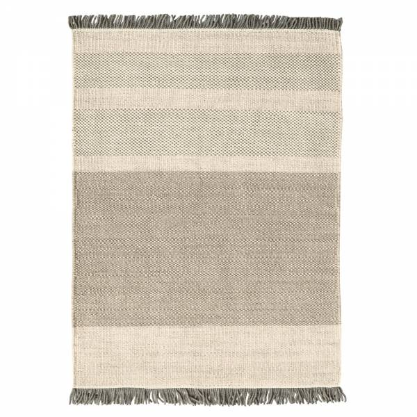 Tres Stripes Rug - Pearl