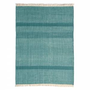 Tres Texture Rug - Green