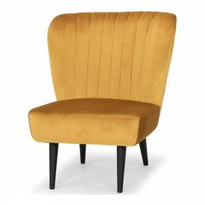 Alicia Chair - Mustard