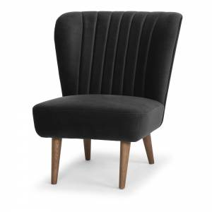 Alicia Chair - Shadow Gray