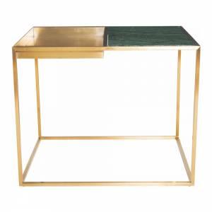 Corbett Side Table - Green