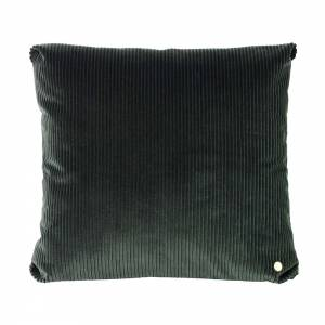 Corduroy Cushion 45x45 - Green