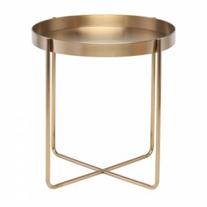 Gaultier Side Table - Gold