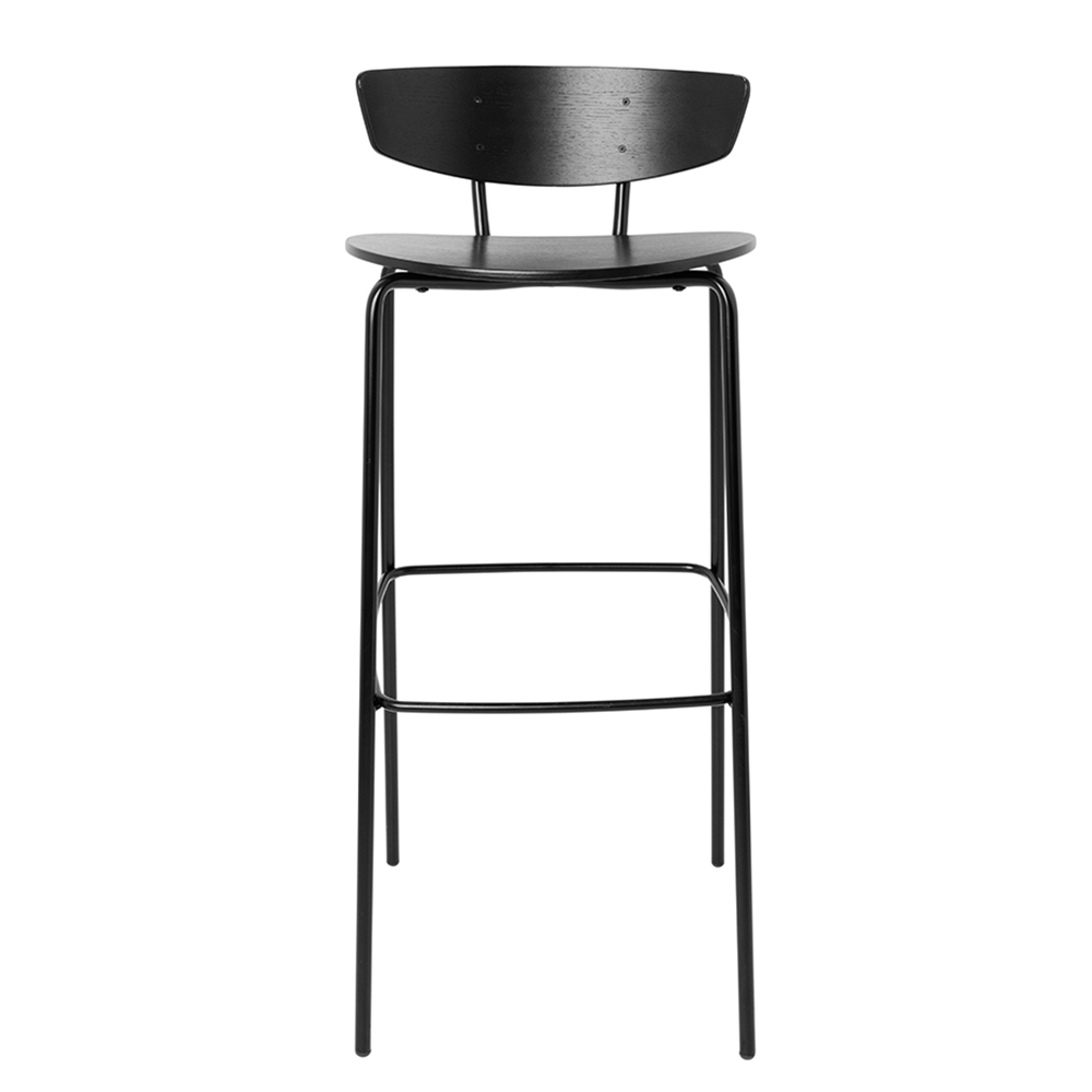 Brilliant Herman Bar Stool High Pabps2019 Chair Design Images Pabps2019Com