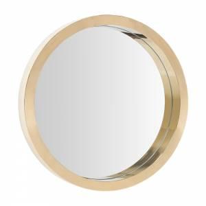 Julia Wall Mirror - Gold