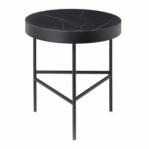 Marble Table Medium - Black