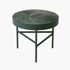 Marble Table Small - Green