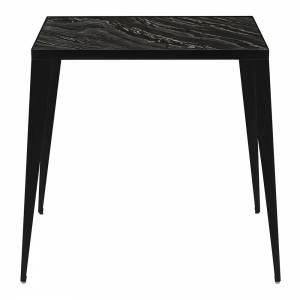 Mink Side Table - Black