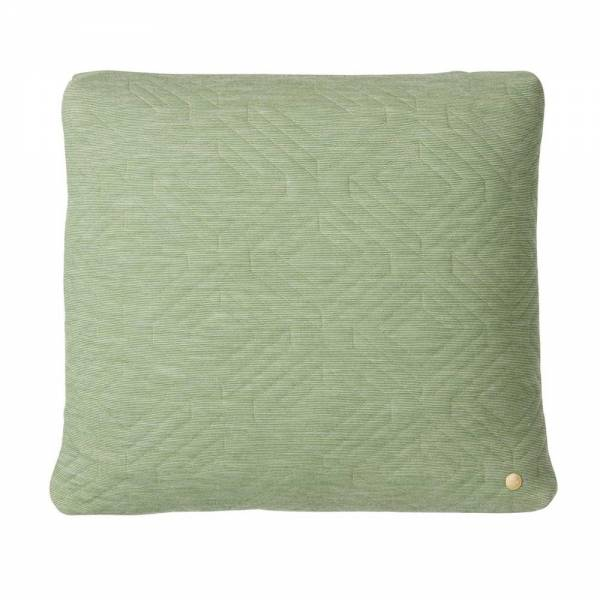 Quilt Cushion 45x45 - Green
