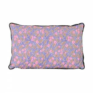 Salon Cushion 40x25 - Flower Sand