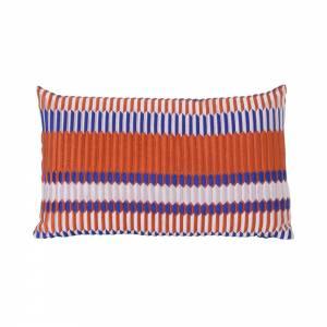 Salon Cushion 40x25 - Pleat Rust