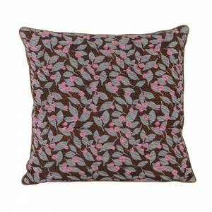 Salon Cushion 40x40 - Flower Rust